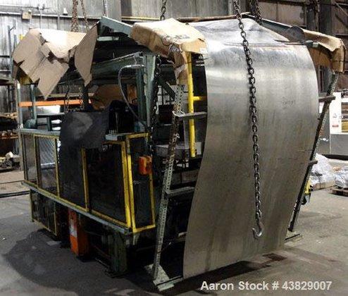 Used- Horizontal trim press, previously