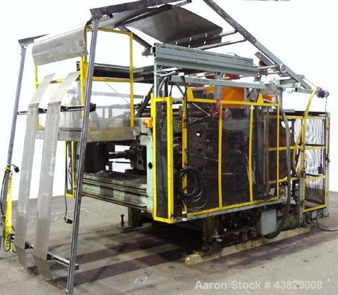 Used- Trim Press, horizontal, mechanical,