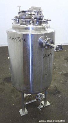 Used- Pure-Flo Reactor, 30 Gallon,
