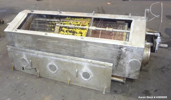 Used- Carter Day Horizontal Rotary