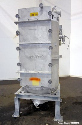 Used- Semco Pulse Jet Dust