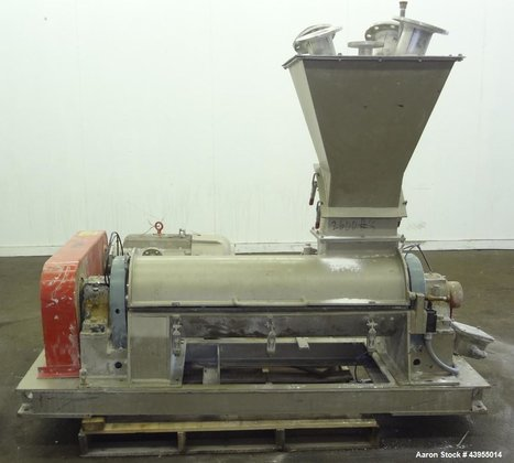 Used- Drais Annular Zone Mixer,