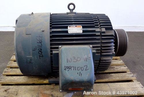 Used- Reliance Electric 50 Hp