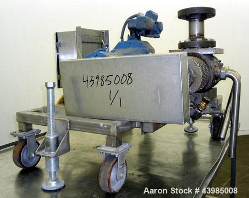 Used- High Pressure Grinder /