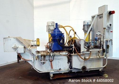 Used- Alfa Laval WSPX 303
