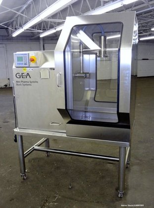 Used- GEA IBC Buck Systems