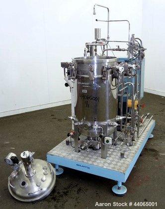 Used- Biolafitte Bio-Reactor Skid. Consisting