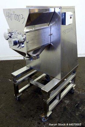 Used- Oscillating Granulator, 304 Stainless