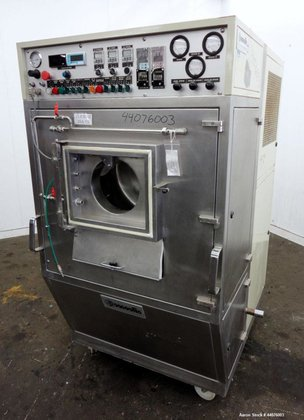 Used- Dumoulin Coating Pan, Type