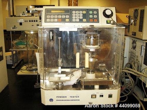 Used- Hosokawa Micro Powder Tester,