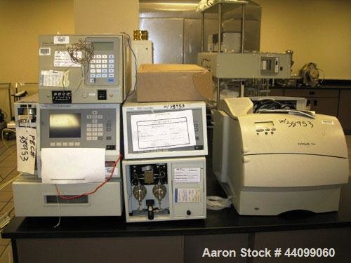 Used- Waters Millipore Chromatography HPLC