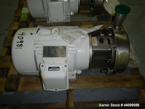 Unused- Alfa Laval centrfugal pump,