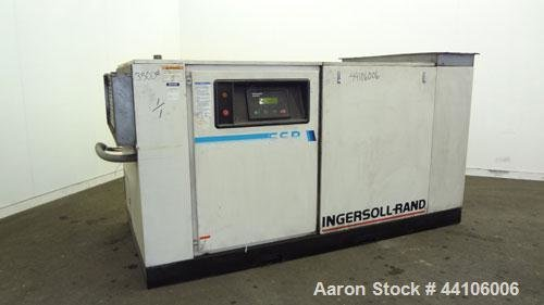 Used- Ingersoll- Rand Air Cooled
