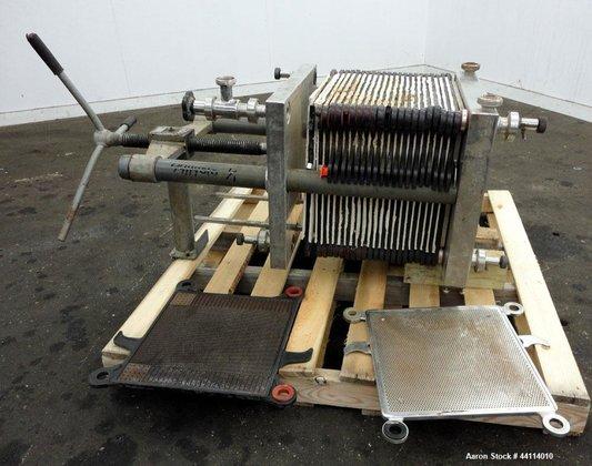 Used- Seitz Polishing Press, Type