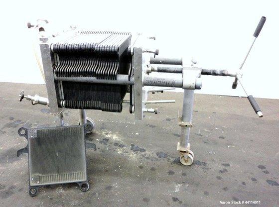 Used- Seitz Werke Polishing Press,