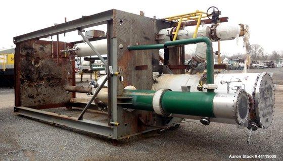 Used- Buflovak Evaporator System. Consisting