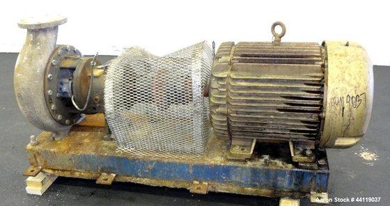 Used- Worthington Gusher Centrifugal Pump,