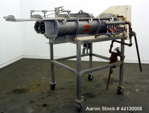 Used-Wenger Continuous Liquid Blend Mixer,