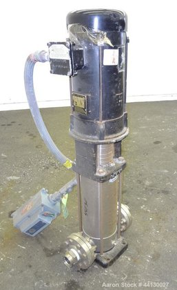 Used-Grundfos CRN8 Vertical Multistage Centrifugal