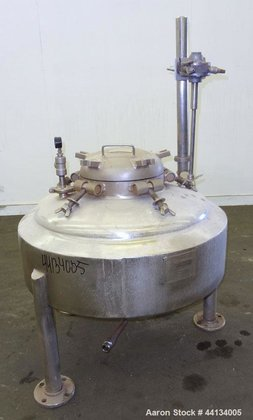 Used- Spartanburg Stainless Products Kettle,