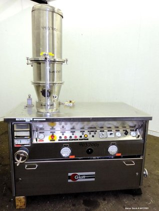 Used- Glatt Granulating Fluid Bed