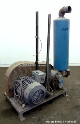 Used- Vacuum Loading System Consisting