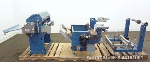 Used- Rosenthal Manufacturing Sheetmaster Sheeter,