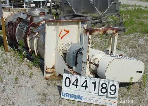 Used- Lodige FKM 1200D Plow