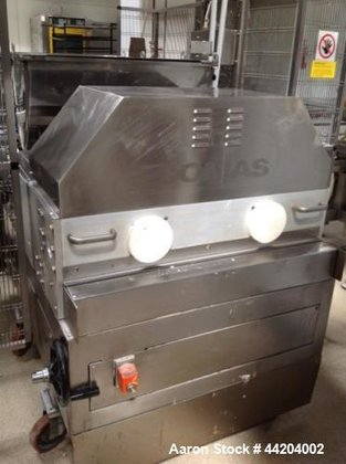 Used- Comas DI 800 Filler