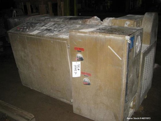 """Used- Royal 2"""" Extruder, 35:1"""