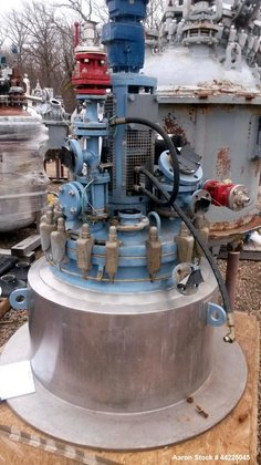 Used- Tycon Glass Lined Reactor,