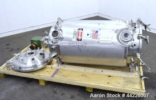 Used- Precision Stainless Reactor, 300
