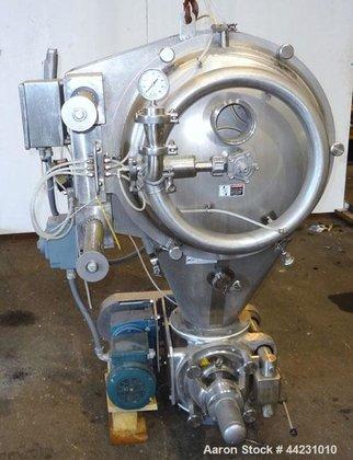 Used- HAF Equipment Moovinator Side