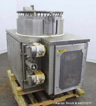 Used- APV Baker Cream Hopper