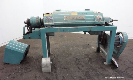 Used- Alfa Laval AVNX-716B-31G Solid
