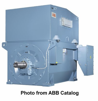 Unused: ABB Electric Motor,Type AMI