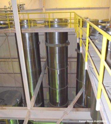 Used- Wiegand 7 effect evaporator.