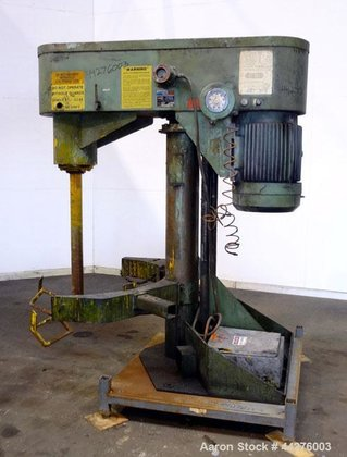 Used- Schold Variable Co-Axial Disperser.