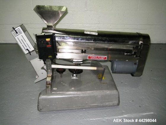 Used- Key Capsule Polisher, Model