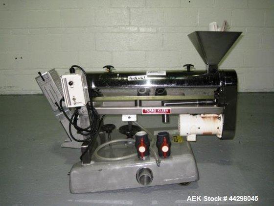 Used- Key Capsule Polisher, Model
