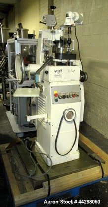 Used- Korsch Rotary Tablet Press,