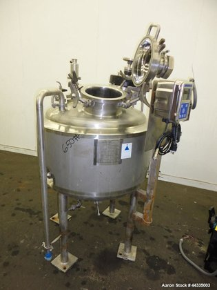 Used- Precision Stainless Reactor, 53