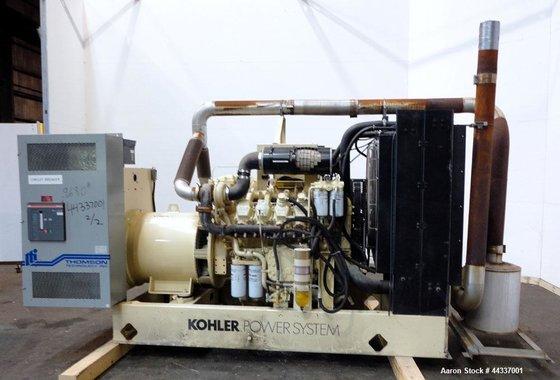 Used-MTU / Kohler 475 kW