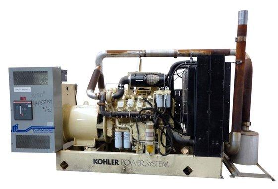 MTU / Kohler 475 kW Standby (425 kW prime) Diesel Generator, Model ...