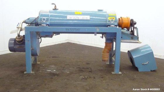Used- Alfa Laval AVNX-720B-31G Solid