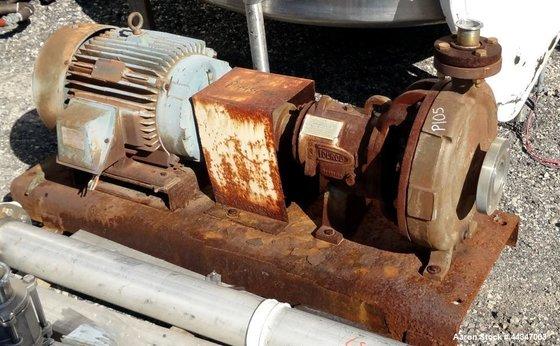 Used- Durco Mark III Centrifugal