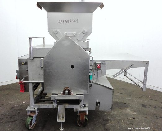 Used- Bridge Machine Patty Former,