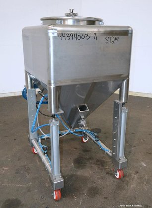 Used- Tote Systems Tote Bin,