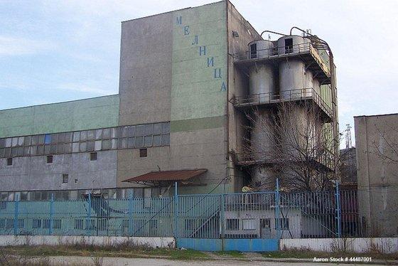 Used-Flour Mill Plant Line. Maximum