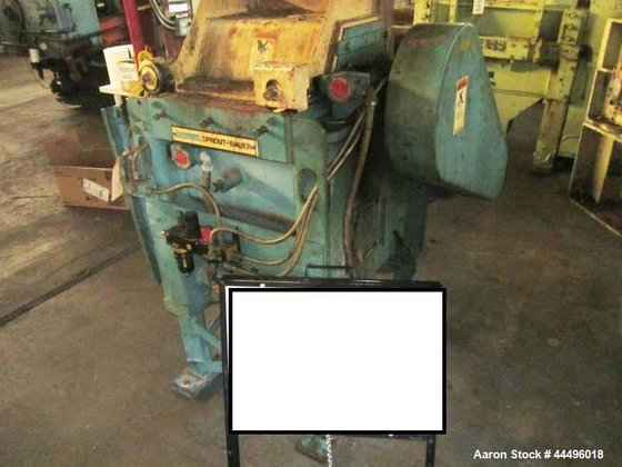 """Used- Sprout Waldron Granulator, 15"""""""